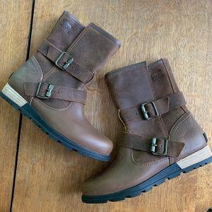 NWOB Sorel Phoenix Moto Short Boots - 6